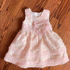 Isobella & Chloe dress , size 3m